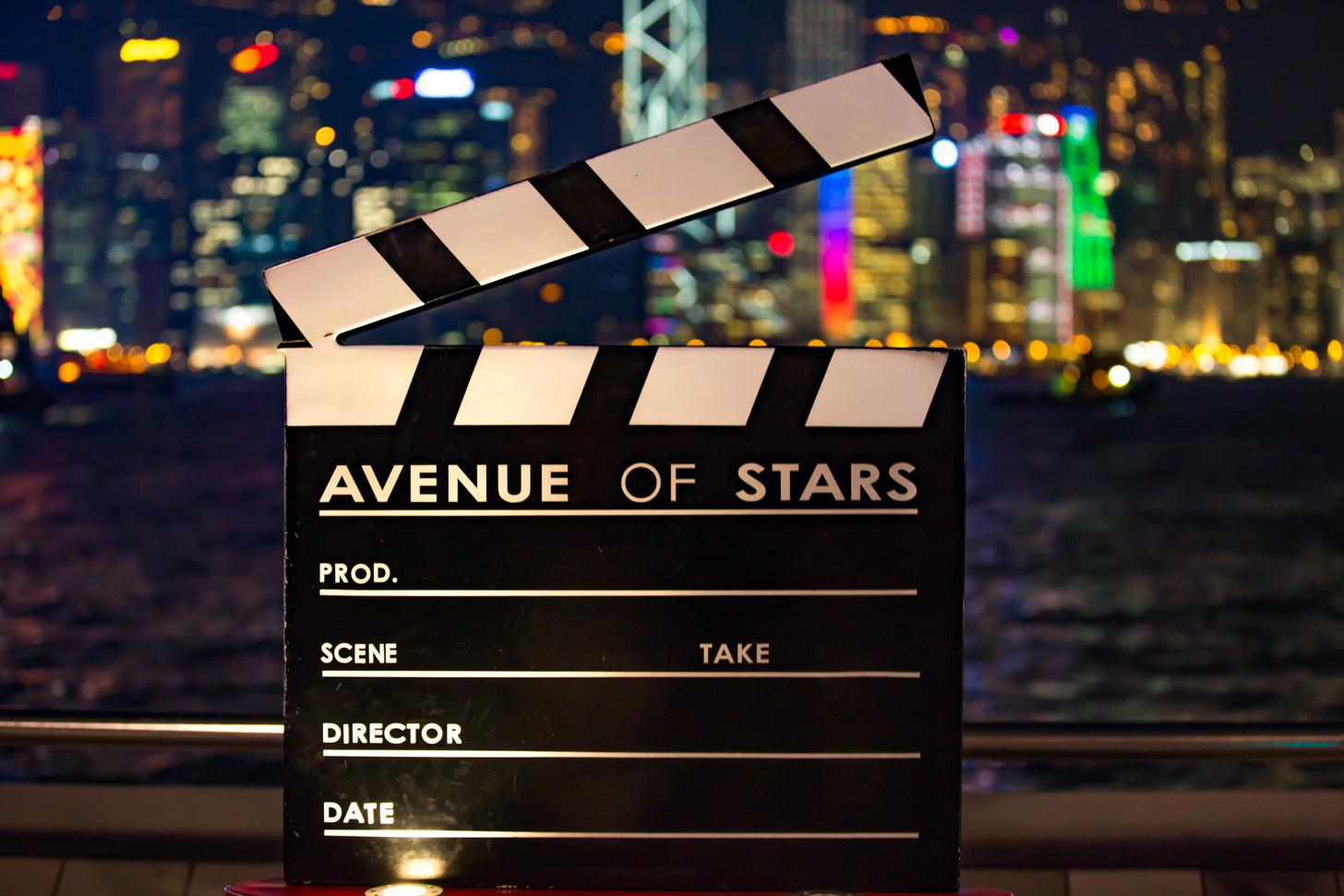 De Avenue of Stars