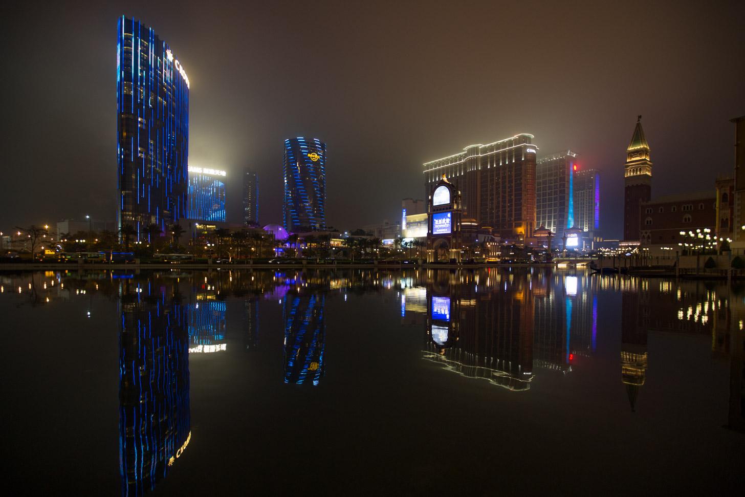 De casino's van Macau