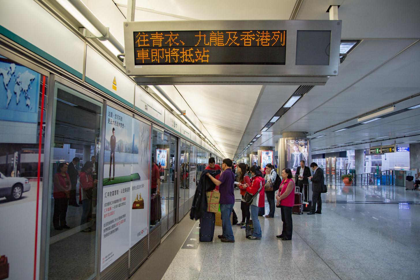 Met het openbaar vervoer reis je in 20 minuten naar de stad