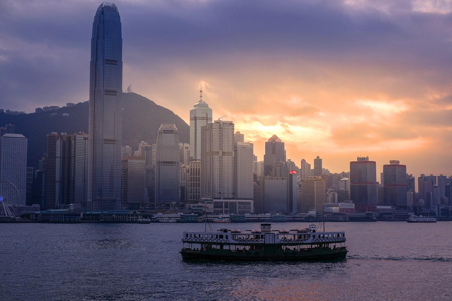 Het weer en de beste reistijd voor Hong Kong